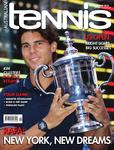 Magazine cover of October 2010 issue &ldquo;RAFA: NEW YORK, NEW DREAMS&rdquo;