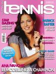 Magazine cover of December 2010 issue &ldquo;Ana Ivanovic: Remodelling A Champion&rdquo;