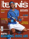 "Magazine cover of July 2011 issue ""Rafa: Roaring into life"""