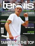 "Magazine cover of August 2011 issue ""Bernard Tomic: Targeting The Top"""