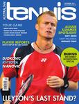 "Magazine cover of December 2011 issue ""Lleyton's last stand?"""