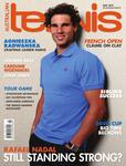 "Magazine cover of May 2012 issue ""Rafael Nadal: Still Standing Strong"""