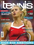 "Magazine cover of May 2013 issue ""Maria Sharapova: High rise ambitions"""