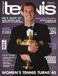 "Magazine cover of August 2013 issue ""HE'S SCOT IT! Andy Murray ends Britain's 77-year wait"""