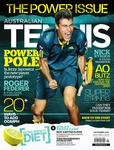 "Magazine cover of September 2013 issue ""The Power Issue"""