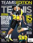 "Magazine cover of April 2014 issue ""Teams Edition. Add to your success."""